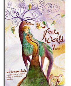 Compilation livret-Cd Fairy world