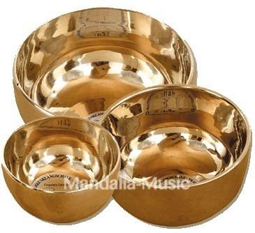 Le set de bols chantants Zen (7 métaux)