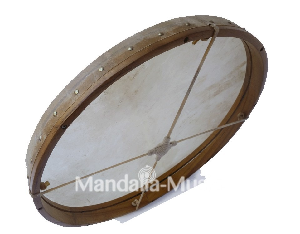 Tambour chamanique accordable 45cm