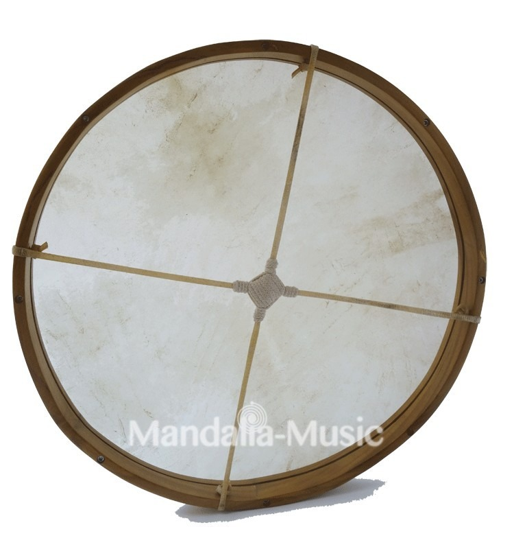 Tambour chamanique accordable 55cm