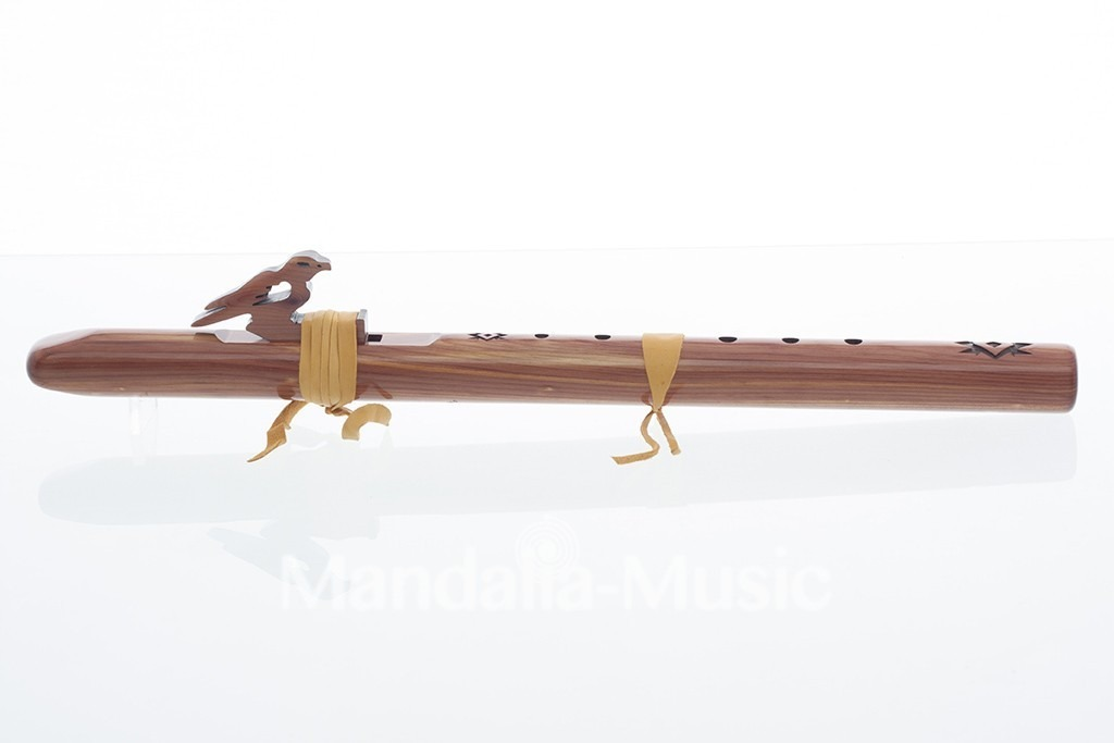 Flûte Sparrow Hawk La min Cèdre arômatique