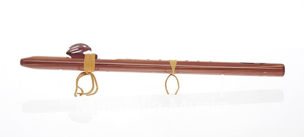 Flûte Golden Eagle Fa dieze min cèdre arômatique