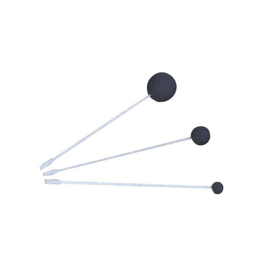 3 mailloches fines pour Gong jusqu'à 50cm