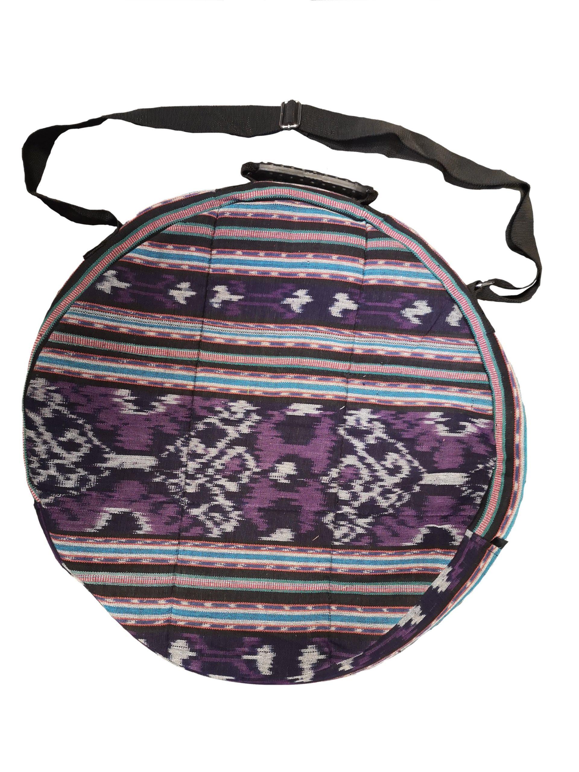 Housse de tambour chamanique couleur