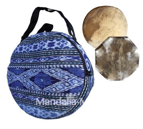 Housse de tambour chamanique