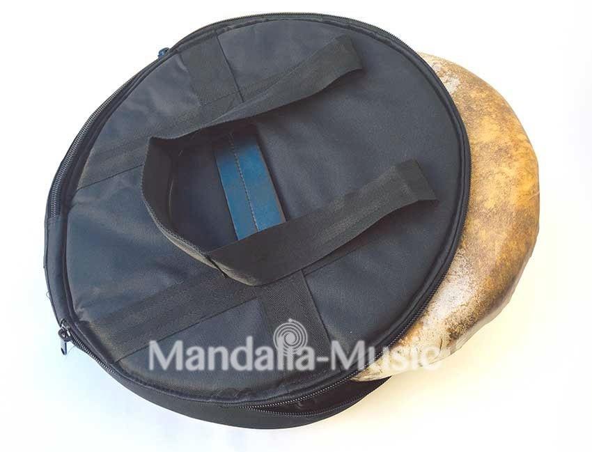 Housse de gong, tambour et Rav Vast