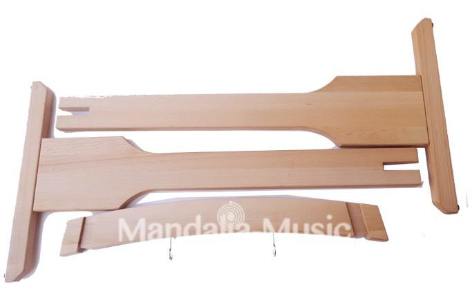 Stand en bois pour Gong