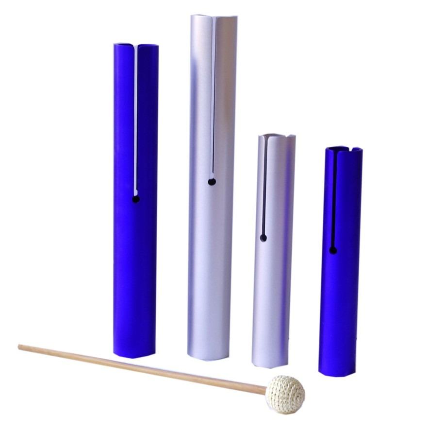 Pulse tubes et chime bar