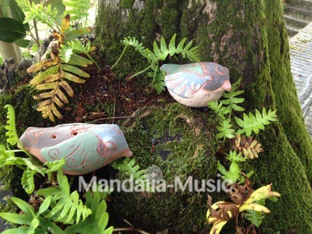 Ocarinas oiseau