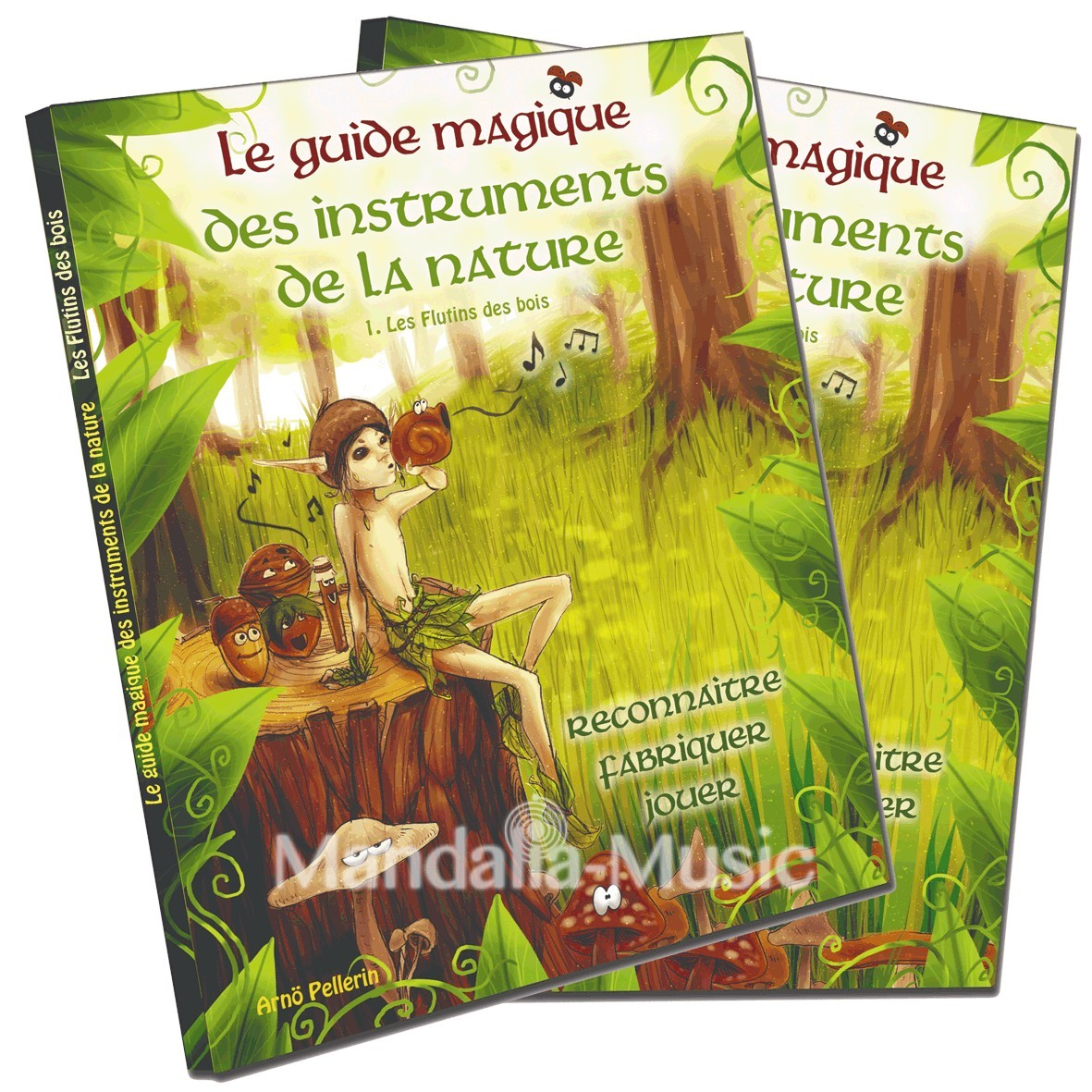 DUO Le guide magique des instruments de la nature