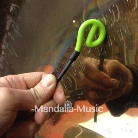 La baguette magique pour Gong