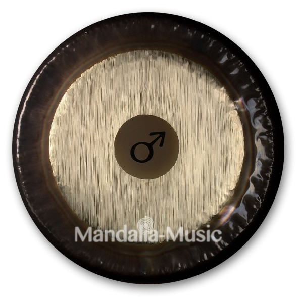 GONG PLANETAIRE MARS PAISTE 81CM
