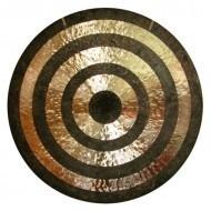 Gong Planétaires plats