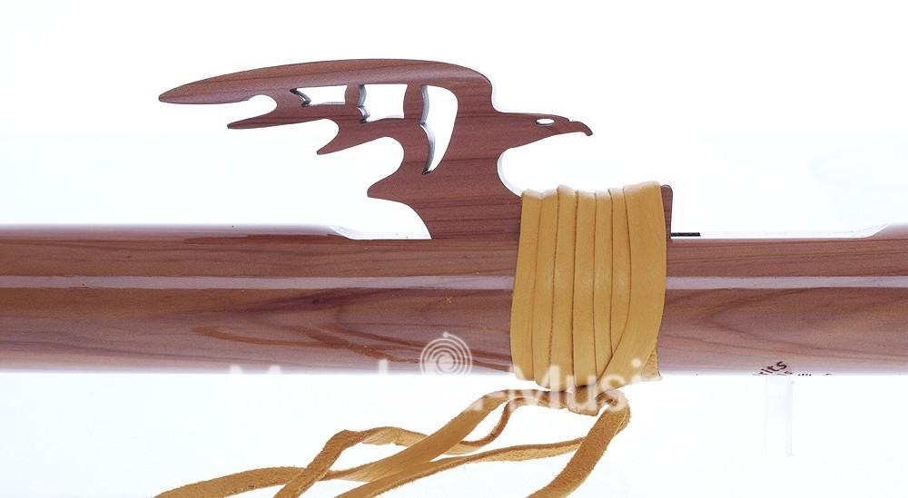Flûte RedTail Hawk SOL Cèdre arômatique