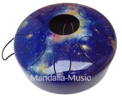 Kigonki Galaxie Bleu LA min 432HZ