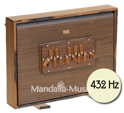 Shrutibox Paloma grande 432Hz