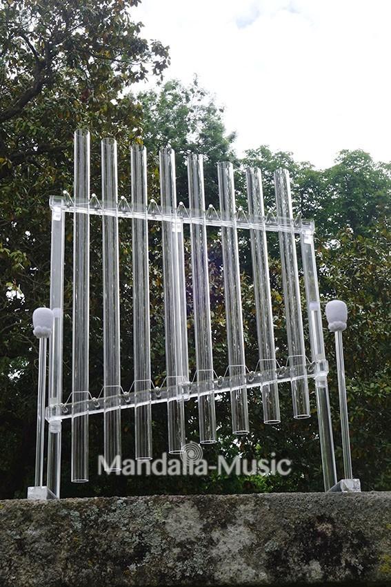Xylophone de cristal 432Hz