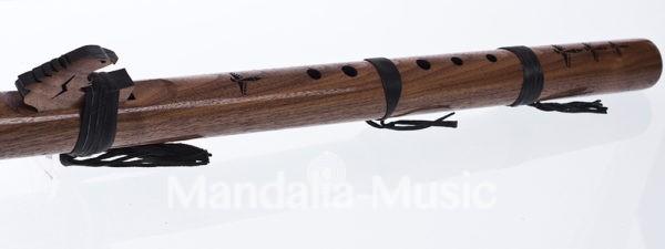 Flûte Condor Bass en Ré Noyer