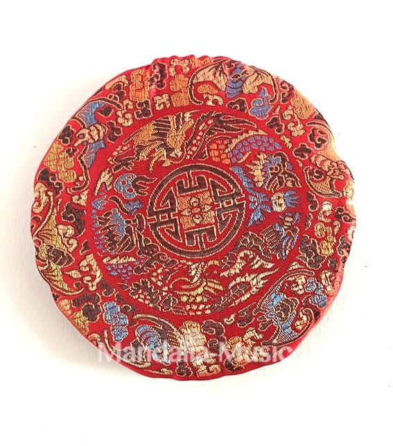 Coussin Satin pour bols tibétains