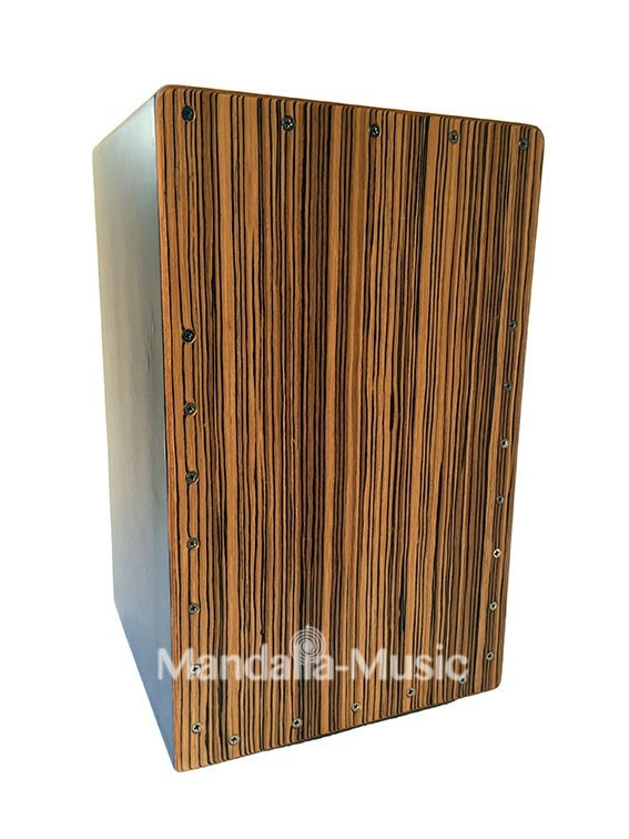 Cajon Zebra wood