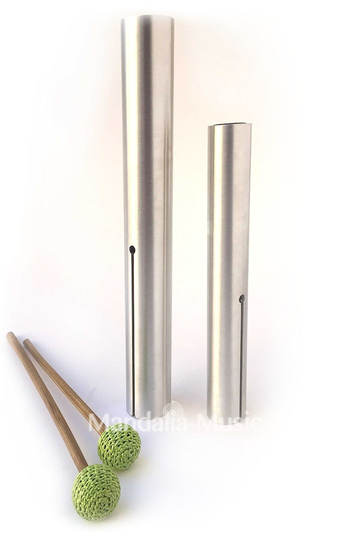 Set de 8 Pulse tubes Chakras 432Hz