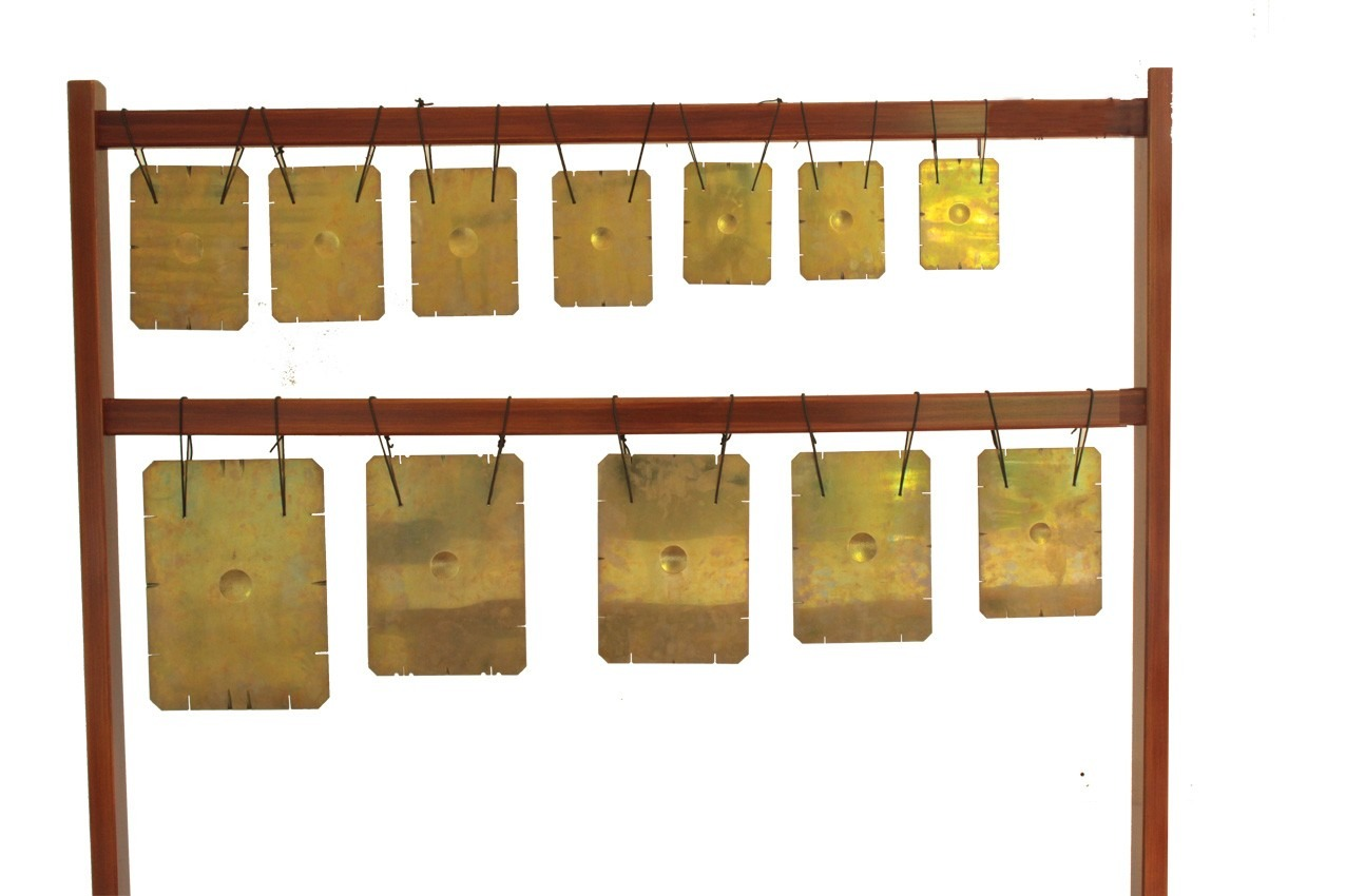 GONG PLAQUES (Plate Bells)