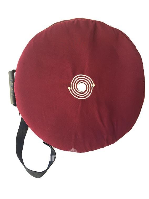 Housse de tambour chamanique mandalia