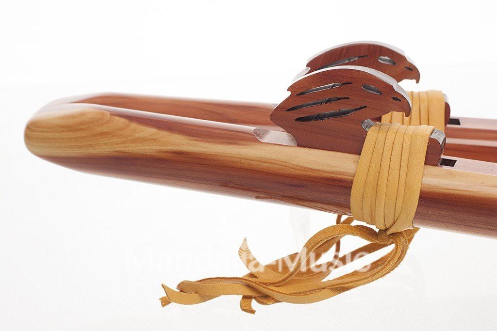 Double Flûte Eagle FA dieze cèdre arômatique