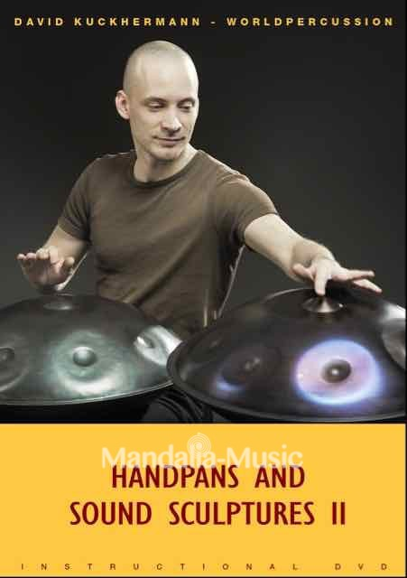 DVD Handpans and Sound Sculptures II