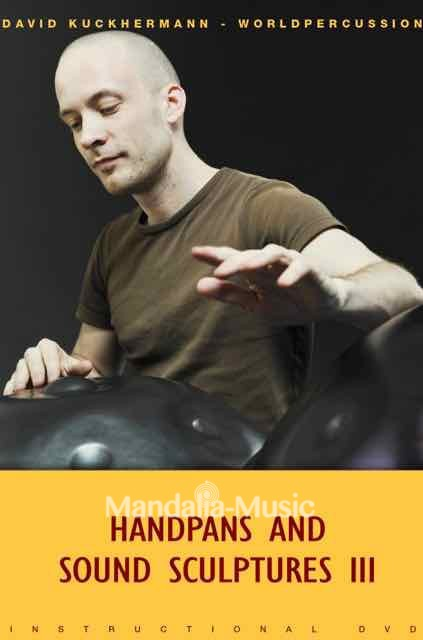 DVD Handpans and Sound Sculptures III