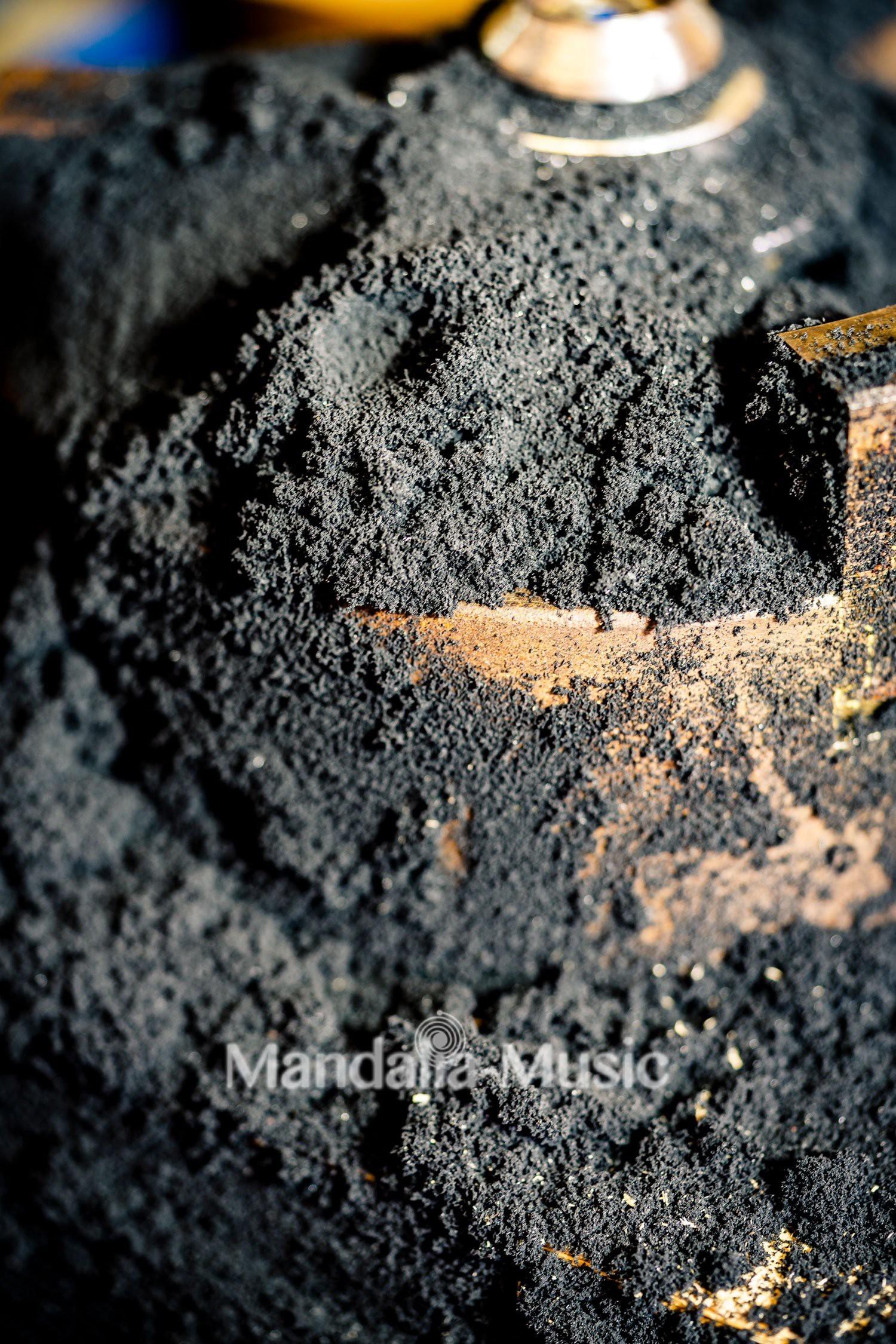 Mailloche Lava 6cm - Gong 60cm & plus