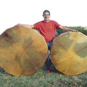 Tambour géant Shishayan