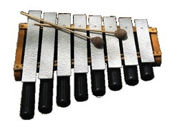 Metallophones